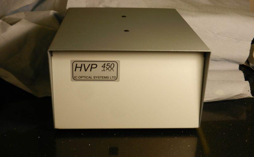 HVP450 controller